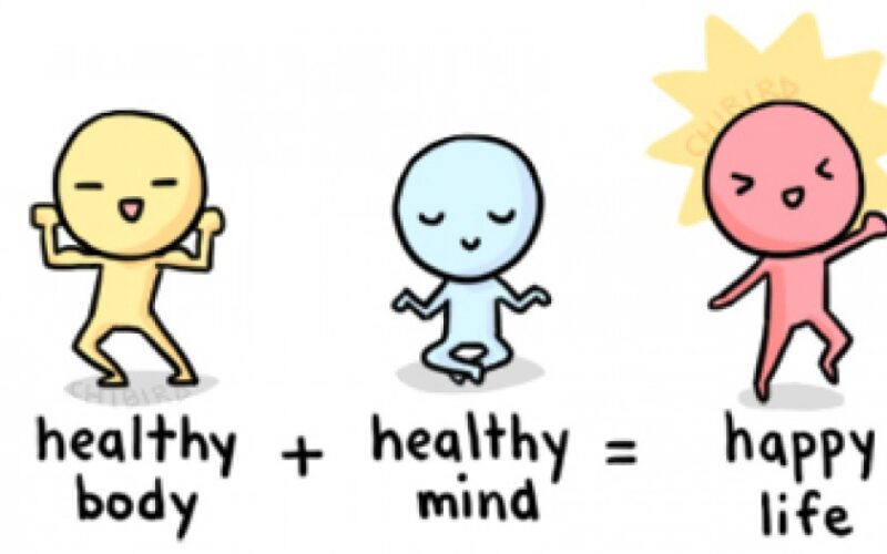 A Happy Mind and Body results in a Happy Lifestyle