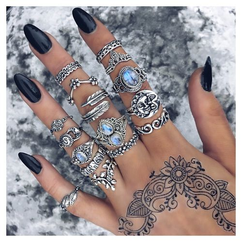 Rings for girls – an important fashion accessory